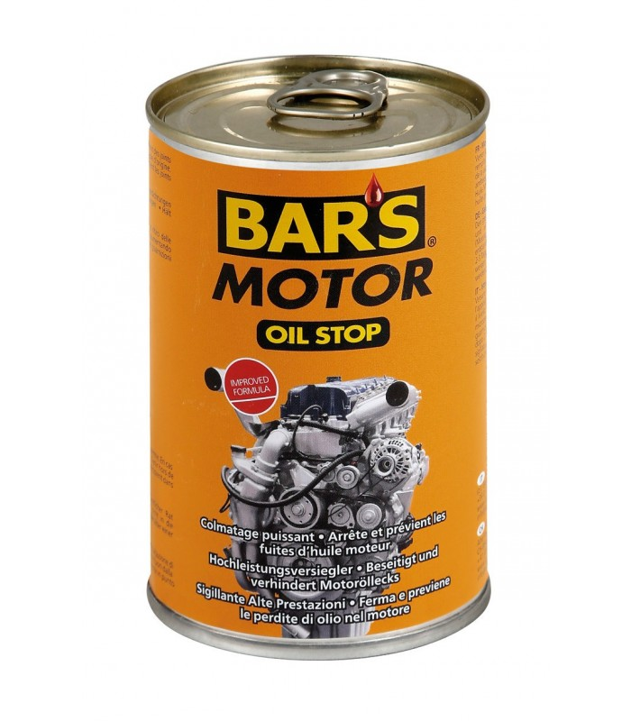 """""""BAR'S LEAKS"""" MOTOR OIL..."""