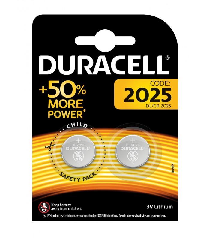 DURACELL 2 PZ 2025 B2...